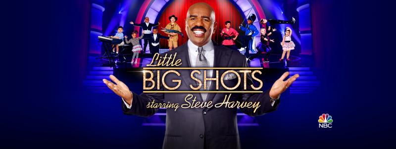 Ellen DeGeneres and Steve Harvey team up to showcase some of the smallest talent on &